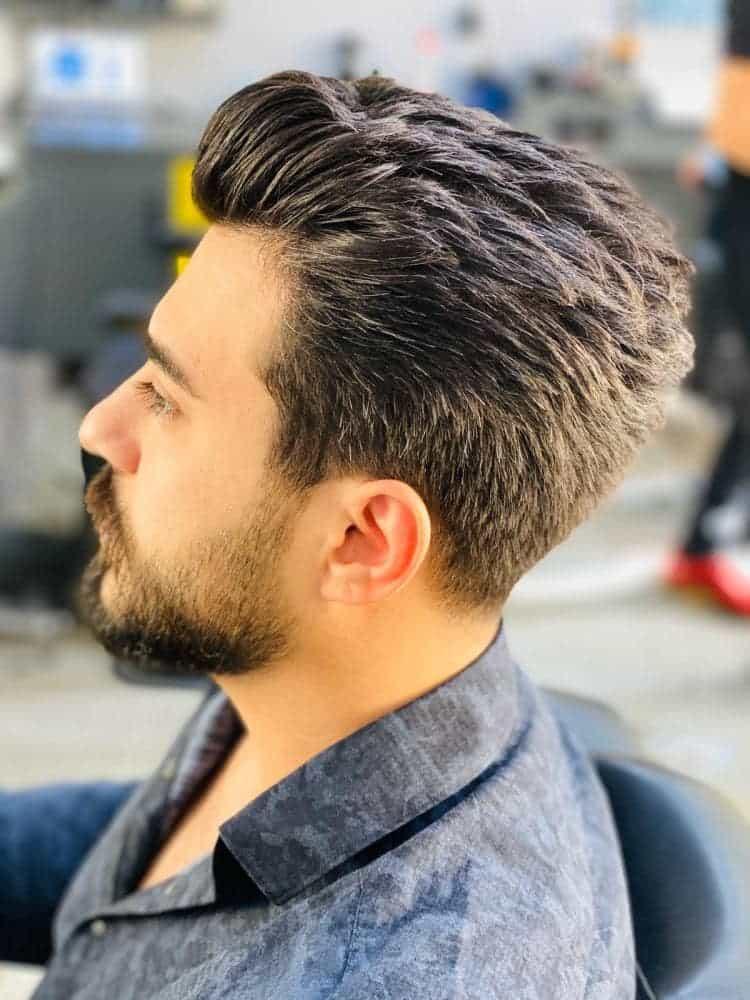 Adana Erkek Kuaforu Adana Berber Burak Karakaya